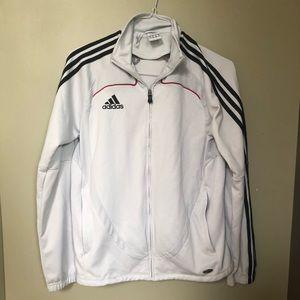 Adidas Zipper Jacket